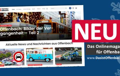 Das ist Offenbach - Stadtmagazin für Offenbach