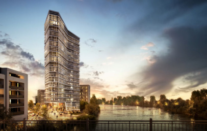 WAYV-Tower mit ICONIC AWARDS 2021 ausgezeichnet