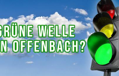 Ampelschaltung Grüne Welle Offenbach