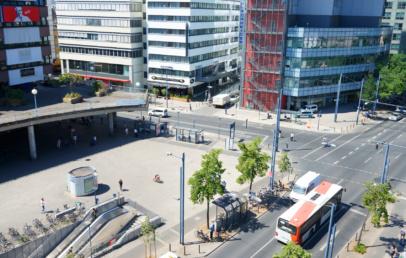 Marktplatzumbau Offenbach verzögert sich