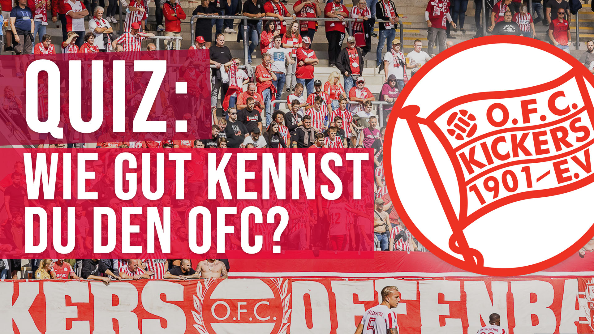 OFC Kickers Offenbach Quiz