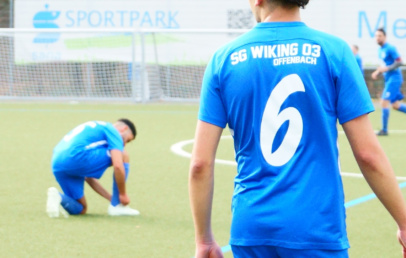 SG Wiking Herren gegen Sparta Bürgel unentschieden
