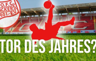 Tor des Jahres Bozic - Kickers Offenbach Fallrückzieher